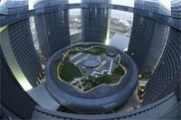 Архитектурный шедевр Китая