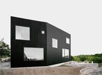 Компактный Дом в Швеции