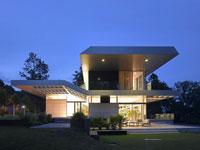 Резиденция с Панорамным Видом в Австрии от Najjar & Najjar Architects