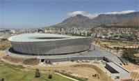 Стадион в Южной Африке