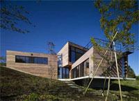 Внушительная Резиденция от Shun Hirayama Architecture