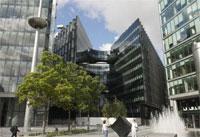 Pricewaterhouse Coopers- Зеленое Офисное Здание
